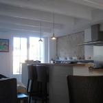 maison, intérieur, cuisine