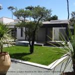 jardin, architecte, île de ré