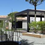 terrasse, île de ré, jardin