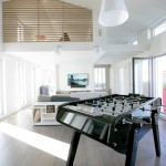 salle de jeux, design, architecte