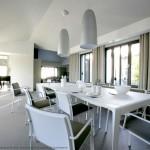 salle à manger, table, île de ré