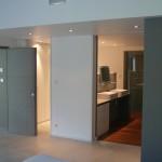 intérieur, chambre, architecte