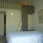 chambre, mezzanine, île de ré