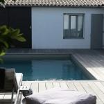 piscine, terrasse, île de ré
