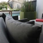 salon, terrasse, île de ré