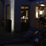 nuit, terrasse, île de ré