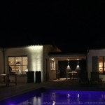 maison, architecte, éclairage