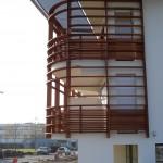 architecture, bâtiment, lignes