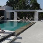 piscine, détente, île de ré