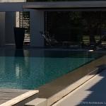 piscine, terrasse, architecture