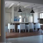salle à manger, chaises, architecte